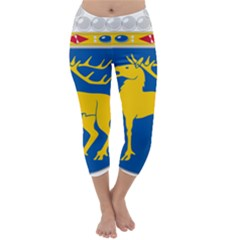 Coat of Arms of Aland Capri Winter Leggings