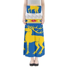 Coat of Arms of Aland Maxi Skirts