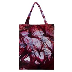 Jellyfish Ballet Wind Classic Tote Bag
