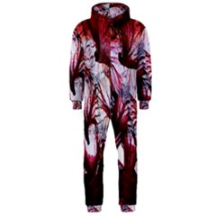 Jellyfish Ballet Wind Hooded Jumpsuit (Men)