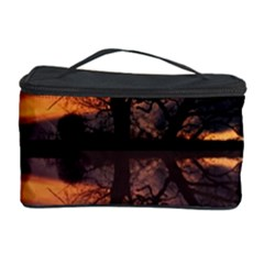 Aurora Sunset Sun Landscape Cosmetic Storage Case