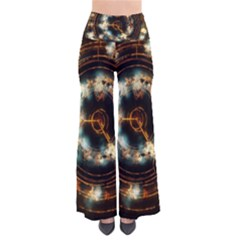 Science Fiction Energy Background Pants