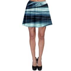 Texture Fractal Frax Hd Mathematics Skater Skirt