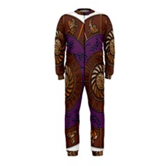 Zodiak Zodiac Sign Metallizer Art Onepiece Jumpsuit (kids)
