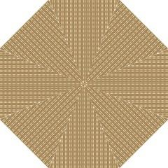 Pattern Background Brown Lines Golf Umbrellas