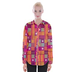 Abstract Background Colorful Shirts