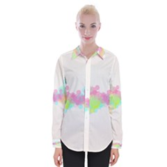Abstract Color Pattern Colorful Shirts