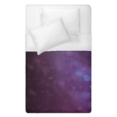 Abstract Purple Pattern Background Duvet Cover (single Size)