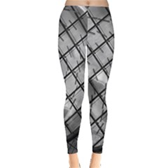Architecture Roof Structure Modern Leggings