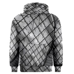 Architecture Roof Structure Modern Men s Pullover Hoodie
