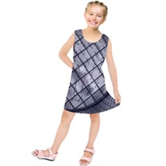 Architecture Roof Structure Modern Kids  Tunic Dress