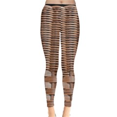 Armchair Folder Canework Braiding Leggings