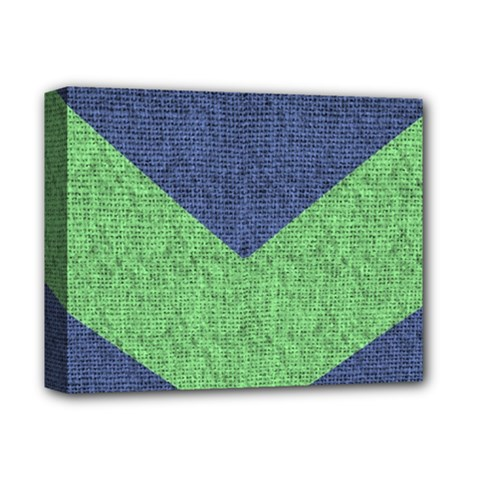 Arrow Texture Background Pattern Deluxe Canvas 14  X 11