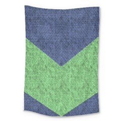 Arrow Texture Background Pattern Large Tapestry