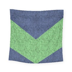 Arrow Texture Background Pattern Square Tapestry (Small)