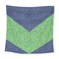 Arrow Texture Background Pattern Square Tapestry (Large)
