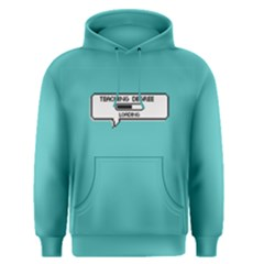 Green teaching degree loading  Men s Pullover Hoodie