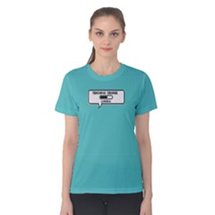 Green Teaching Degree Loading Women s Cotton Tee
