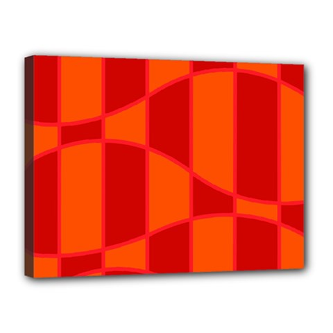 Background Texture Pattern Colorful Canvas 16  x 12