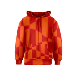 Background Texture Pattern Colorful Kids  Zipper Hoodie