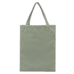 Background Pattern Green Classic Tote Bag