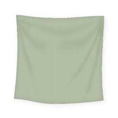 Background Pattern Green Square Tapestry (small)