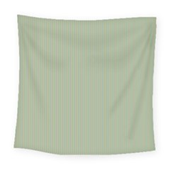 Background Pattern Green Square Tapestry (large)