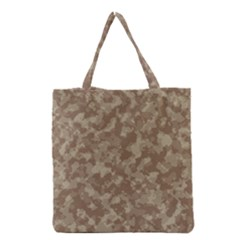 Camouflage Tarn Texture Pattern Grocery Tote Bag