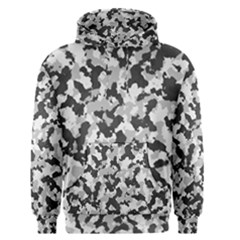 Camouflage Tarn Texture Pattern Men s Pullover Hoodie