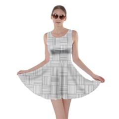 Flooring Household Pattern Skater Dress
