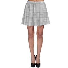 Flooring Household Pattern Skater Skirt