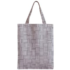 Flooring Household Pattern Zipper Classic Tote Bag