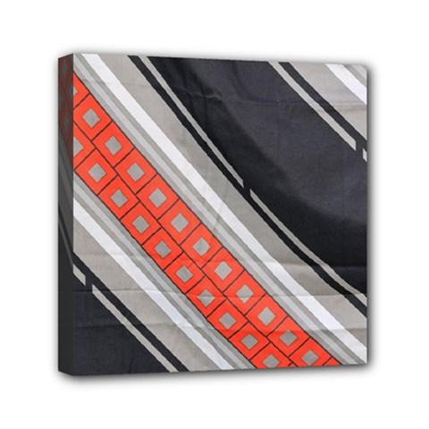 Bed Linen Microfibre Pattern Mini Canvas 6  x 6