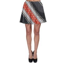 Bed Linen Microfibre Pattern Skater Skirt