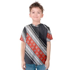 Bed Linen Microfibre Pattern Kids  Cotton Tee