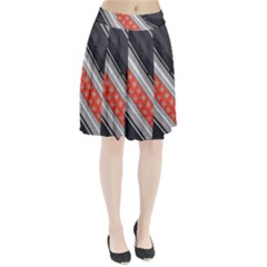 Bed Linen Microfibre Pattern Pleated Skirt