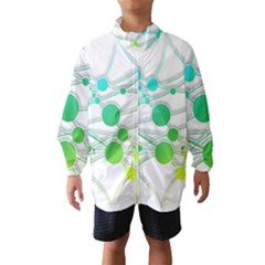 Network Connection Structure Knot Wind Breaker (Kids)