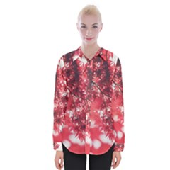 Maple Leaves Red Autumn Fall Shirts
