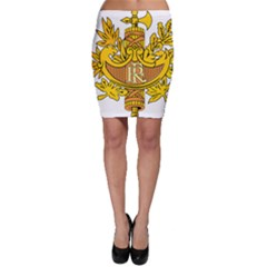 National Emblem of France  Bodycon Skirt