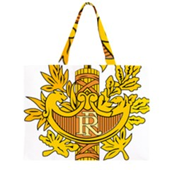 National Emblem of France  Large Tote Bag