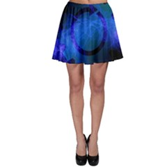 Particles Gear Circuit District Skater Skirt