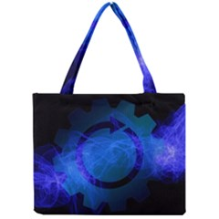 Particles Gear Circuit District Mini Tote Bag