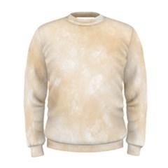 Pattern Background Beige Cream Men s Sweatshirt