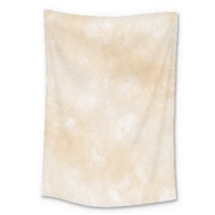 Pattern Background Beige Cream Large Tapestry