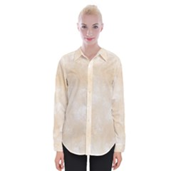 Pattern Background Beige Cream Shirts