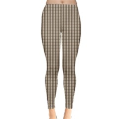 Pattern Background Stripes Karos Leggings