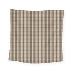 Pattern Background Stripes Karos Square Tapestry (Small)