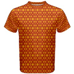 Pattern Creative Background Men s Cotton Tee
