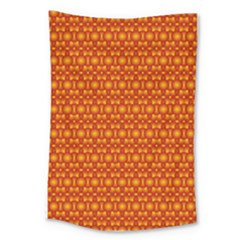 Pattern Creative Background Large Tapestry