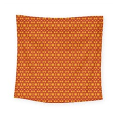 Pattern Creative Background Square Tapestry (small)